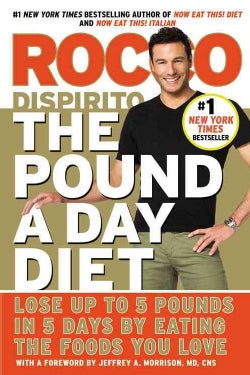 The Pound a Day Diet: Lose Up to 5 Pounds in 5 Days by Eating the Foods You Love (Paperback)