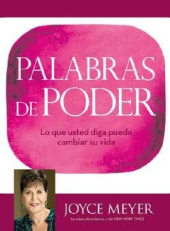 Palabras de Poder / Power Words (Hardcover)