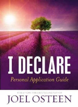 I Declare Personal Application Guide (Hardcover)