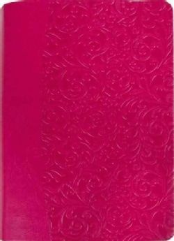 The Everyday Life Bible: Amplified Version, Fuchsia Pink Leatherette, Fashion Edition, The Power of God's Word fo... (Paperback)
