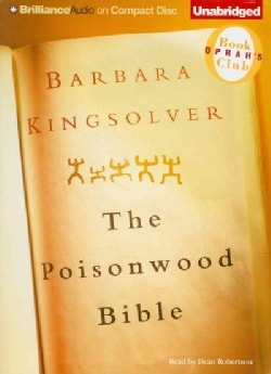 The Poisonwood Bible: Oprah's Book Club (CD-Audio)