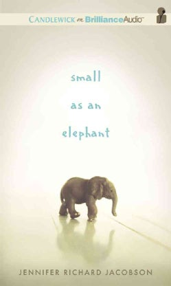 Small As an Elephant (Compact Disc)
