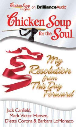 My Resolution from This Day Forward (CD-Audio)