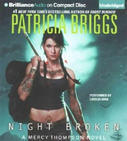 Night Broken (CD-Audio)