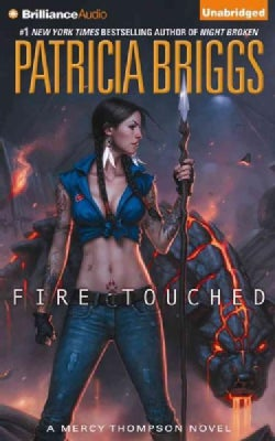 Fire Touched (CD-Audio)