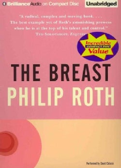 The Breast (CD-Audio)