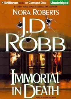 Immortal In Death (CD-Audio)