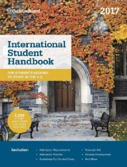 International Student Handbook 2017 (Paperback)
