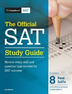 The Official SAT Study Guide 2018 (Paperback)