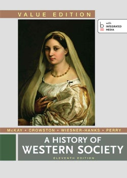 A History of Western Society: Value Edition (Paperback)