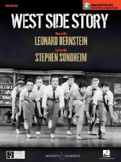 West Side Story: Piano/ Vocal Selections With Piano Recording, Based on a Conception of Jerome Robbins