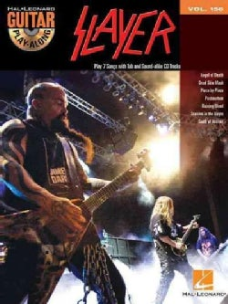 Slayer: Play 7 Songs With Tab and Sound Alike Cd Tracks