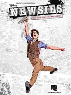 Newsies: The Musical, Piano/ Vocal Selections (Paperback)