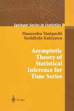 Asymptotic Theory of Statistical Inference for Time Series (Paperback)