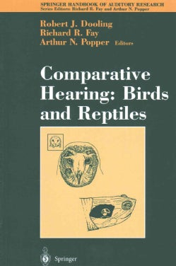 Comparative Hearing: Birds and Reptiles (Paperback)