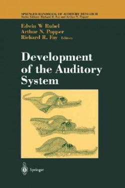 Development of the Auditory System (Paperback)
