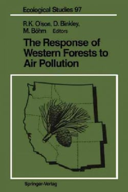The Response of Western Forests to Air Pollution (Paperback)