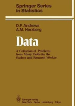 Data: A Collection of Problems from Many Fields for the Student and Research Worker (Paperback)