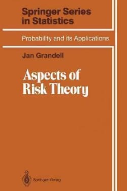 Aspects of Risk Theory (Paperback)