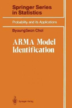Arma Model Identification (Paperback)