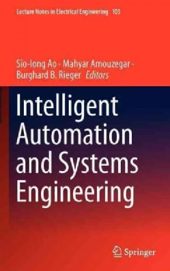 Intelligent Automation and Systems Engineering (Hardcover)