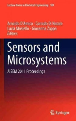 Sensors and Microsystems: AISEM 2011 Proceedings (Hardcover)