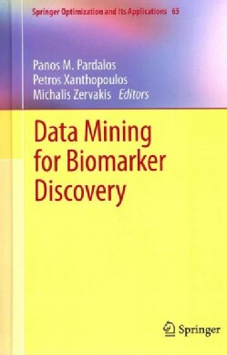 Data Mining for Biomarker Discovery (Hardcover)