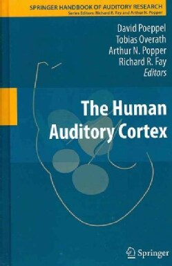 The Human Auditory Cortex (Hardcover)