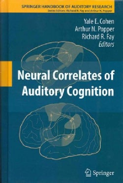 Neural Correlates of Auditory Cognition (Hardcover)