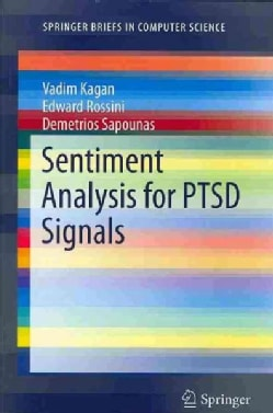 Sentiment Analysis for PTSD Signals (Paperback)