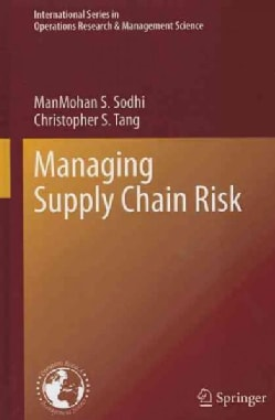Managing Supply Chain Risk (Hardcover)