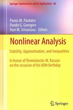 Nonlinear Analysis: Stability, Approximation, and Inequalities (Hardcover)