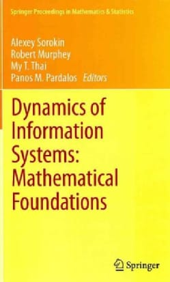 Dynamics of Information Systems:: Mathematical Foundations (Hardcover)