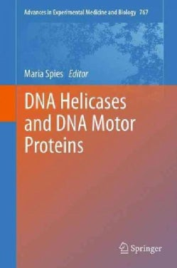 DNA Helicases and DNA Motor Proteins (Hardcover)