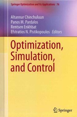 Optimization, Simulation, and Control (Hardcover)