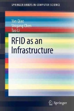 Rfid As an Infrastructure (Paperback)