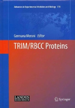 TRIM/RBCC Proteins (Hardcover)