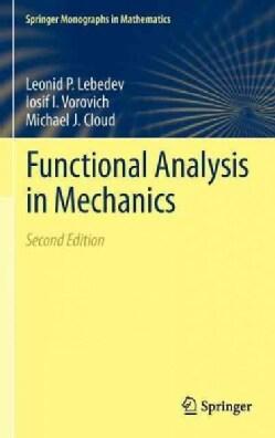 Functional Analysis in Mechanics (Hardcover)