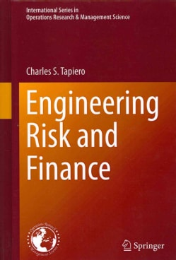 Engineering Risk and Finance (Hardcover)