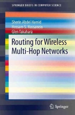 Routing for Wireless Multi-Hop Networks (Paperback)