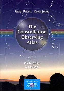 The Constellation Observing Atlas (Paperback)