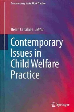 Contemporary Issues in Child Welfare Practice (Hardcover)