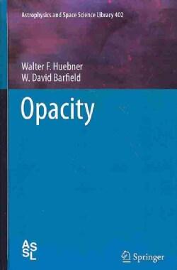 Opacity (Hardcover)