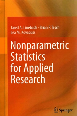 Nonparametric Statistics for Applied Research (Hardcover)