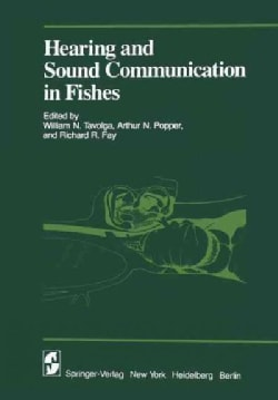 Hearing and Sound Communication in Fishes (Paperback)