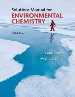 Environmental Chemistry (Paperback)