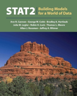 Stat2: Building Models for a World of Data