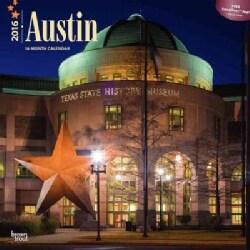 Austin 2016 Calendar (Calendar)