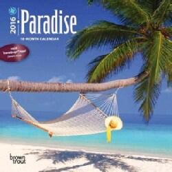 Paradise 2016 Calendar (Calendar)