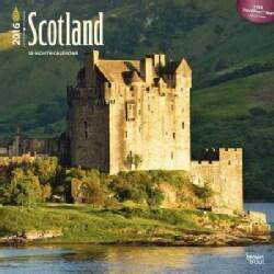 Scotland 2016 Calendar (Calendar)